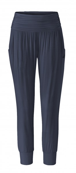 Flow #9249 pants 7/8 lenght - midnight-blue