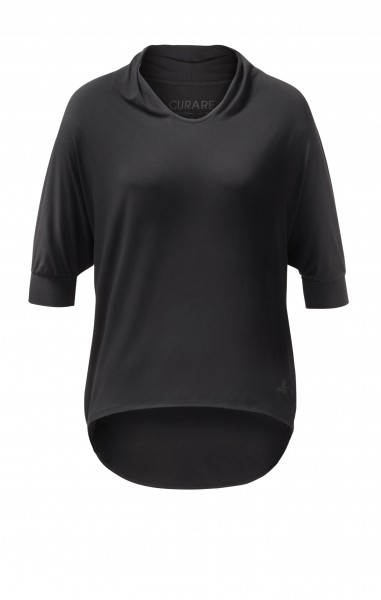 Flow #185 Shirt mit Schalkragen