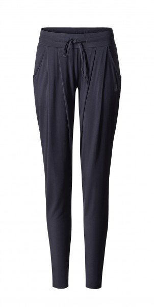 Flow #8221 Long Pants, Pockets - midnight-blue