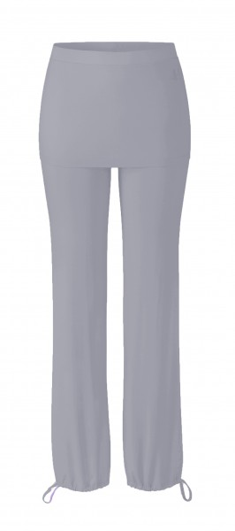Flow #9247 Long Pants Skirt - new pearl