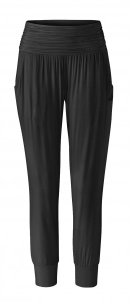 Flow #9249 pants 7/8 lenght - black