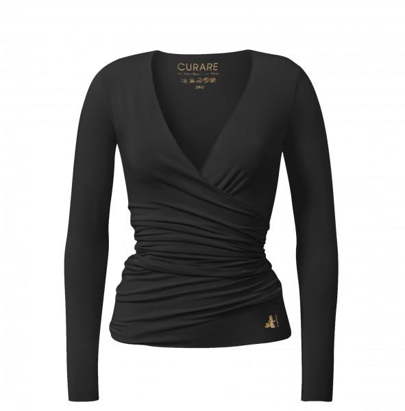 Flow #24 Wrapjacket Gold Edition - black