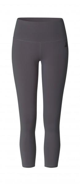 5 BRIGITTE Yoga Leggings 7/8 - aubergine-grey