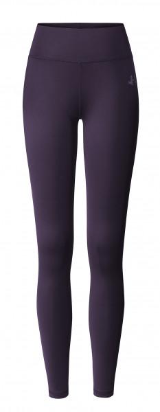 Breath #9128 leggings high waist - dark-aubergine