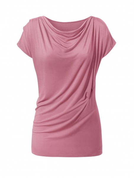 Nr. 3 New Waterfall T-Shirt by BRIGITTE-coral pink