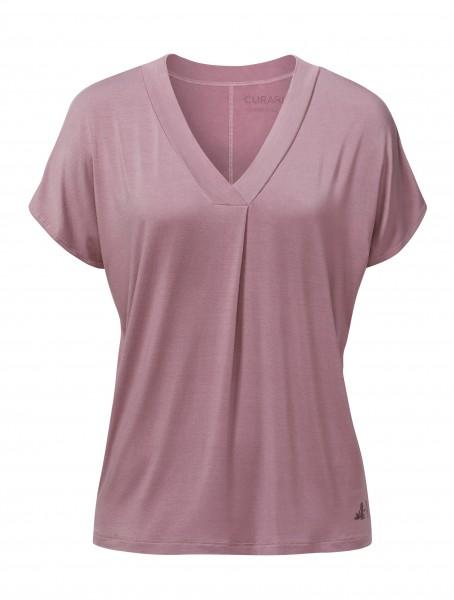 9 BRIGITTE Yoga T-Shirt - violett-mauve