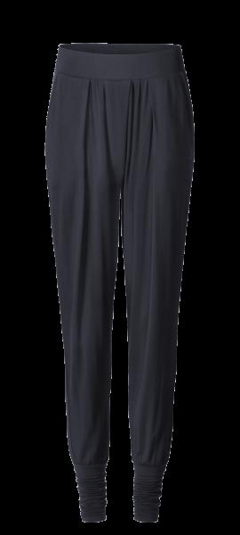 Flow #1204 Long Pants wide cuffs - midnight-blue
