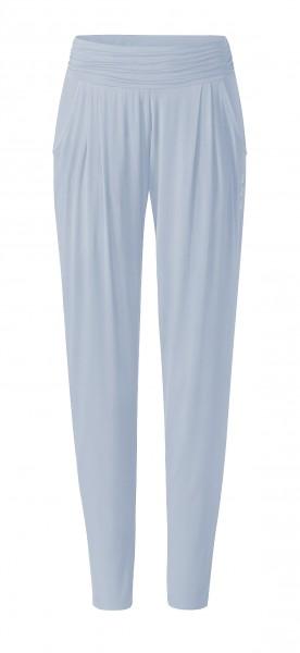 Flow #9248 Pants loose - light-blue