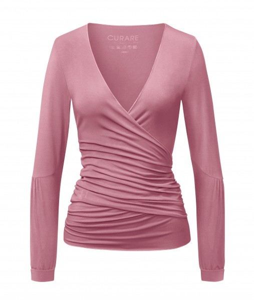 Nr. 4 New Wrapjacket by BRIGITTE - coral pink