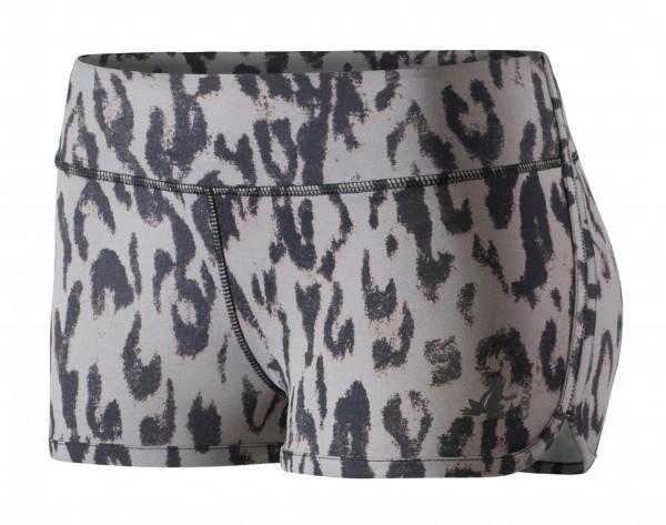 Breath #165 Hot Yoga Pants - grey leopard