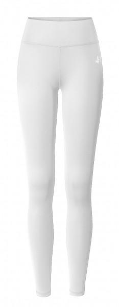Breath #9128 leggings high waist - white