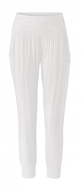 Flow #9249 pants 7/8 length - soft-white