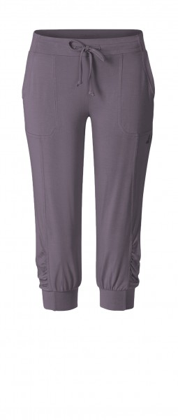 Flow #9215 pants 7/8 lenght- greyberry