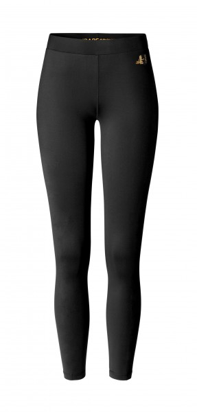Flow #8234 Leggins Gold Edition - black