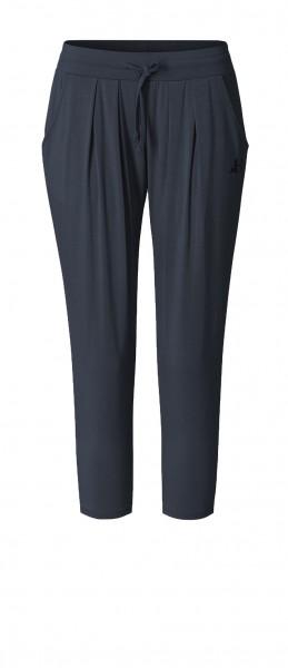 #9125 7/8 Pants - midnight-blue
