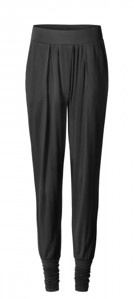 Flow #157 Wide Pants Cuffs - black