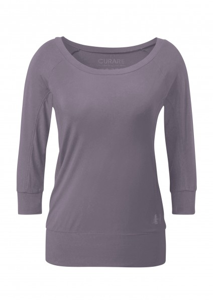 T-Shirt 3/4 Sleeve by BRIGITTE stonegrey