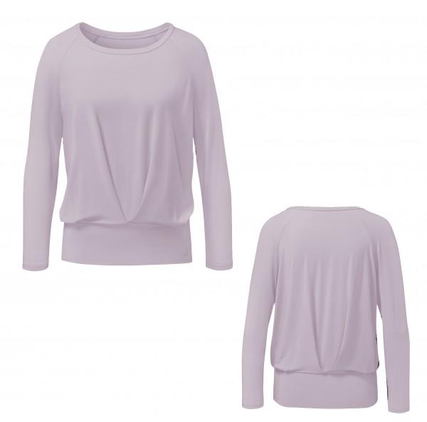Flow #9241 Boxpleat Shirt - puder-rosa