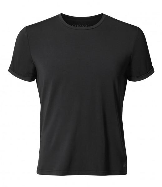 Flow #2132-M Mens T-Shirt - black