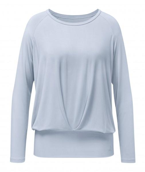8 BRIGITTE Boxpleat Shirt - lightblue
