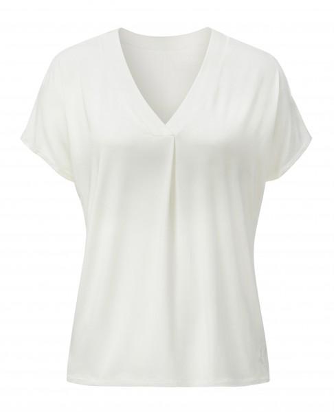 9 BRIGITTE Yoga T-Shirt - pearl-white