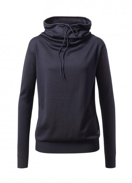#8118 Pullover/ Hoodie aus Merinowolle
