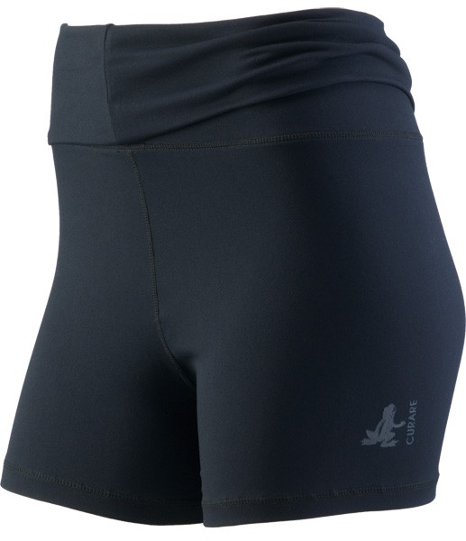 Breath #12 Roll Down Shorts - black
