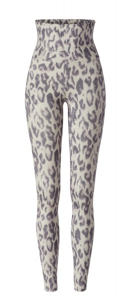 Flow #9250 Leggins - sand leopard