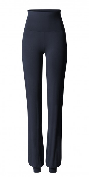 Flow #8190 Long Pants, roll down - midnight blue