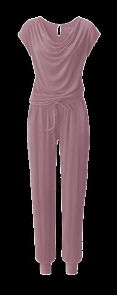 Flow #175 Jumpsuit - smoke-lavender
