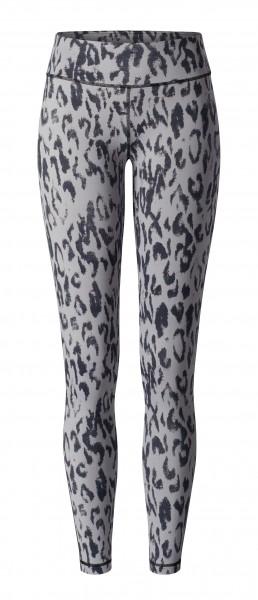 Breath #9128 leggings high waist - grey leopard